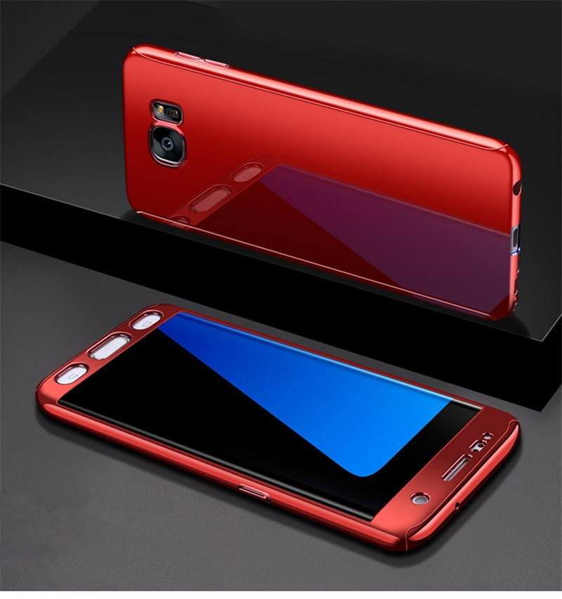 GANGXUN Red Samsung Galaxy Note 8 protective aluminum alloy pc back case for samsung galaxy note 3 n9000 more red black