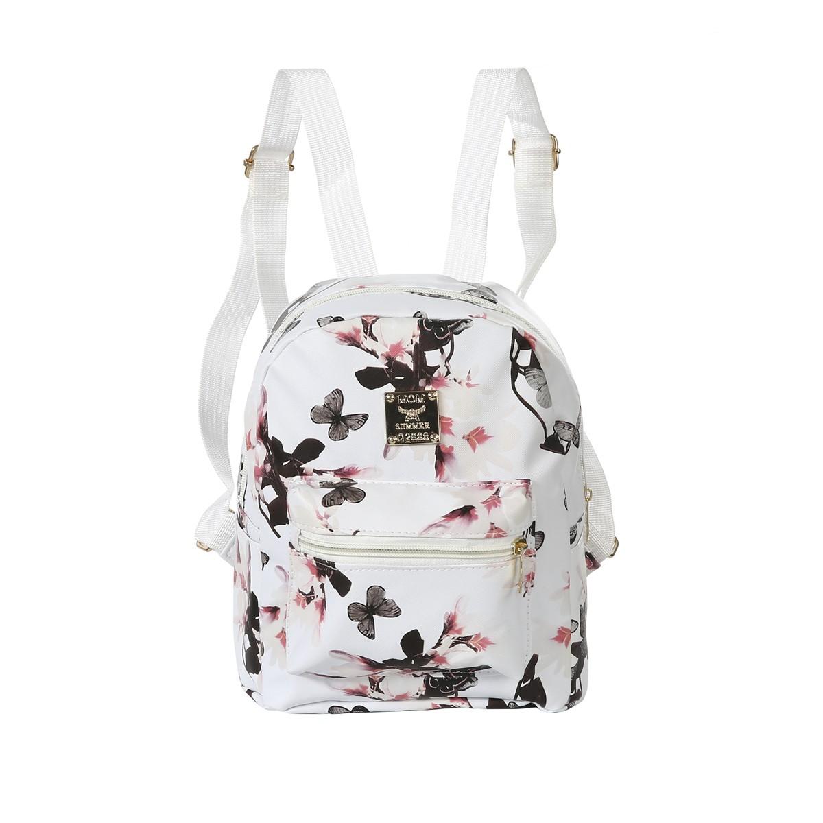 Meihuid белый disney disney школьной зрачки девушка 3 4 6 сортов отдыха и путешествия плеча сумка 0168 розовых детского рюкзак