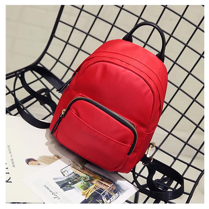 SMOOZA красный Один размер fashion women backpack high quality patent leather backpacks for teenage girls female school bags shoulder bag mochila feminina