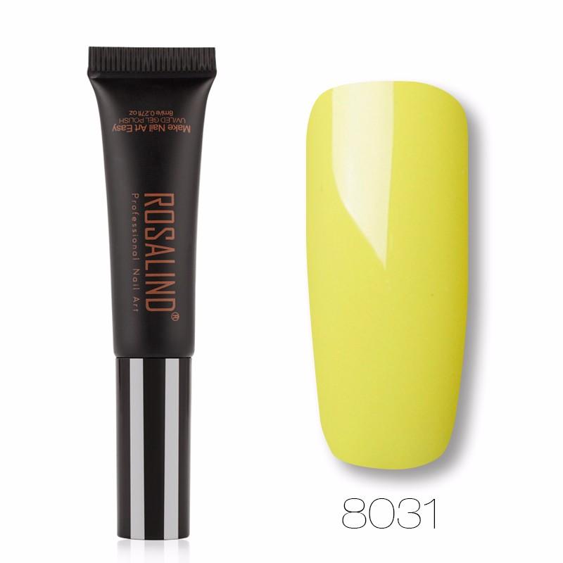 ROSALIND Природный черный pupa лак для ногтей lasting color gel 014 мечта принцессы