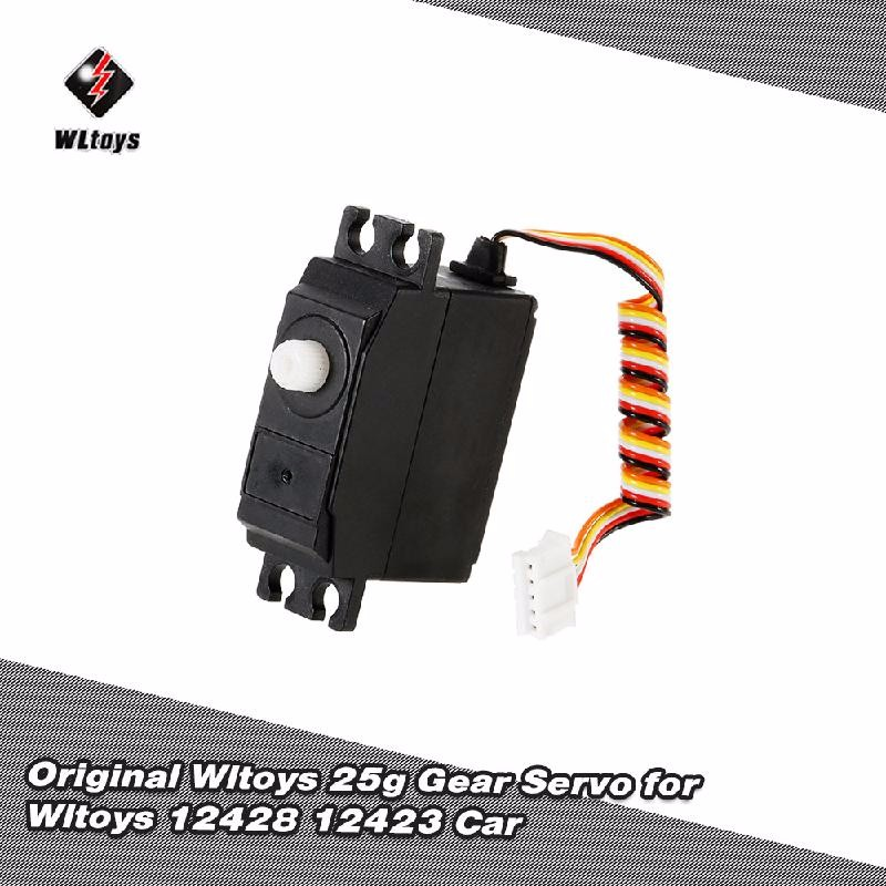 GoolRC Black wltoys 12428 12423 1 12 rc car spare parts 12428 0091 12428 0133 front rear diff gear differential gear complete