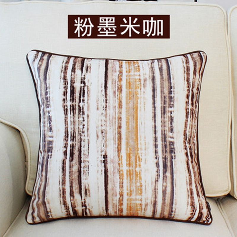 kangfeng Серебристый цвет подушки декоративные рюшаль подушка