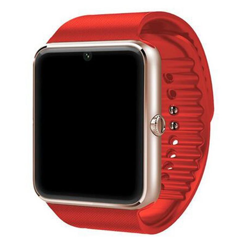 CANSNOW красный умные часы