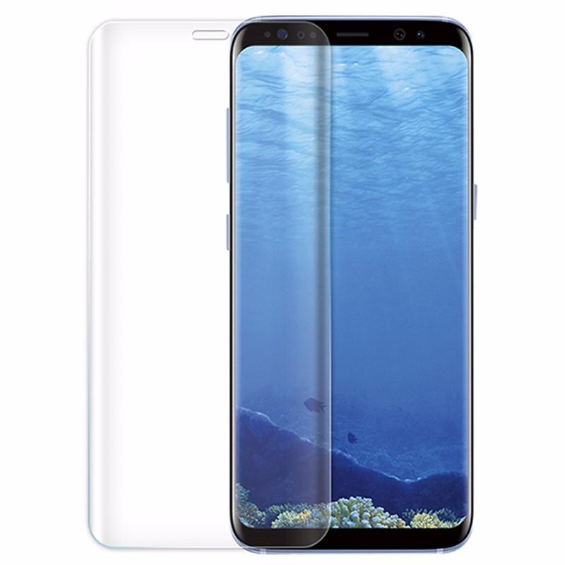 goowiiz прозрачный Samsung Galaxy S8 Plus пленка на экран samsung et fg950ctegru для galaxy s8