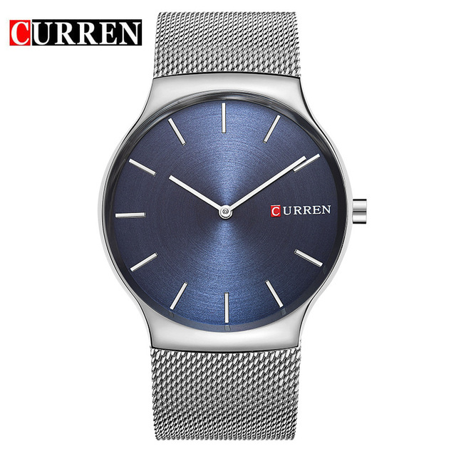 CURREN 03 часы я zhuolun мужские часы 2017 новый простой корейский моды большой набор новый yzl0558th 2