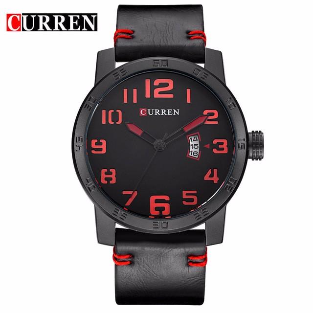 CURREN 04 curren montre homme casaul relogio 2015 curren men watch
