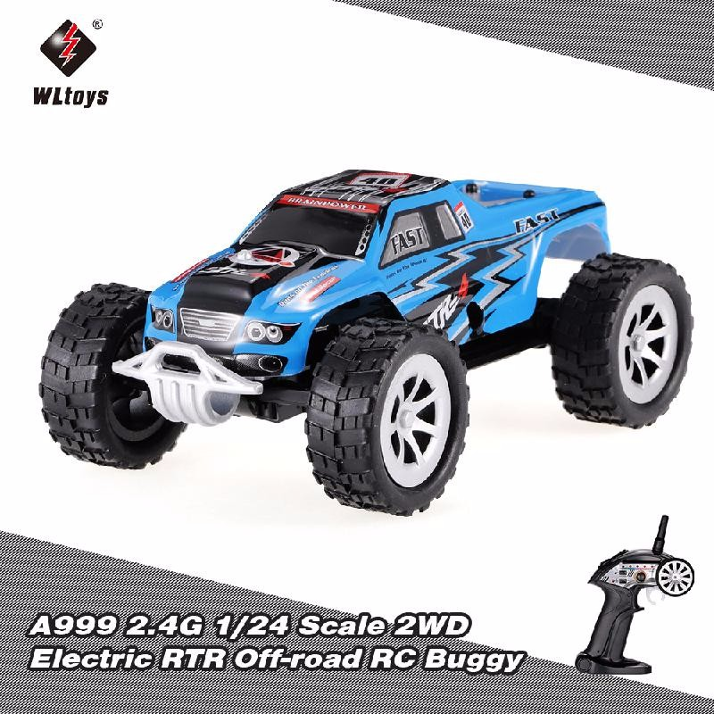 GoolRC Blue zingo racing 9115 1 32 micro rc off road car rtr