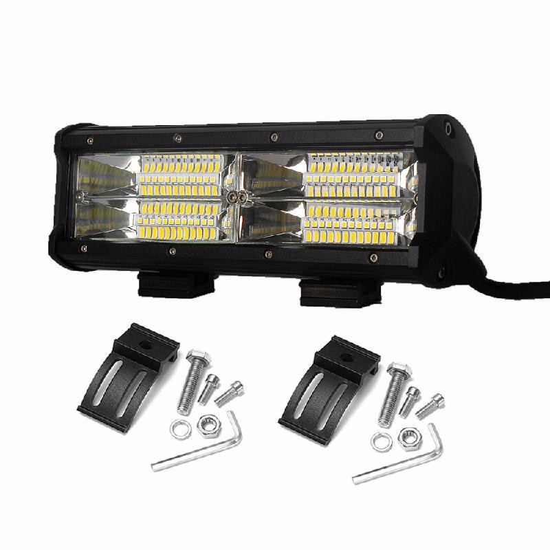 meterk Черный и Золотой 32 inch 180w led work light bar spot and flood combo beam 12v 24v for truck tractor trailer atv utv 4x4 suv motorcycle boat hunt