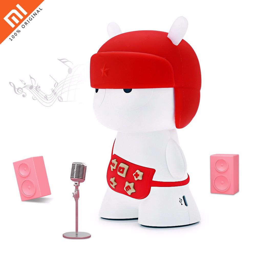 Mi original xiaomi mi rabbit bluetooth 4 0 wireless speaker red