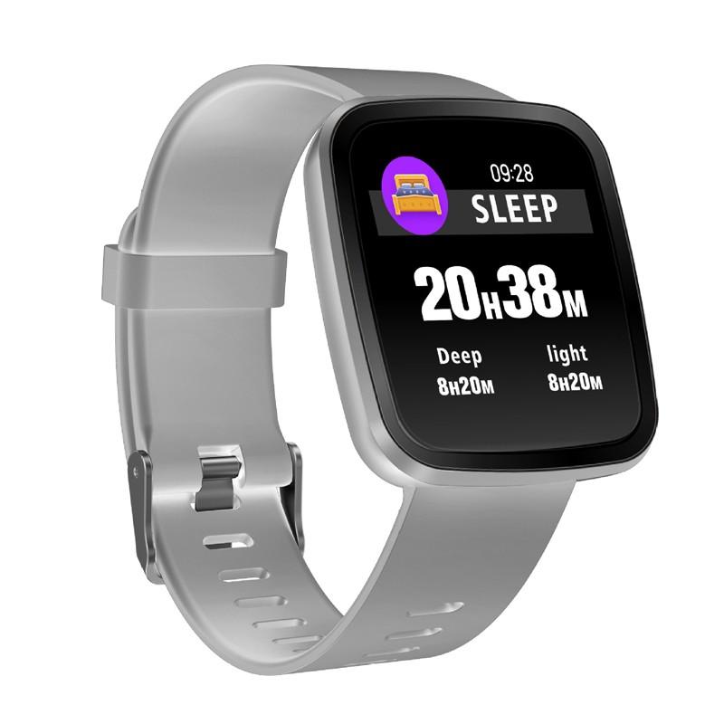 Smart Watch y8 умный браслет 8 умный браслет y2 умный браслет louis will Серый Смарт-браслет фото