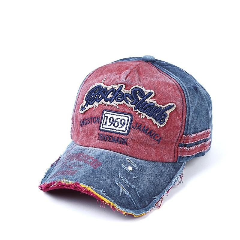 Zoe Select красный high quality plain dyed sand washed 100% soft cotton cap sport hat gorras snapback cap outdoor sun hat for women caps