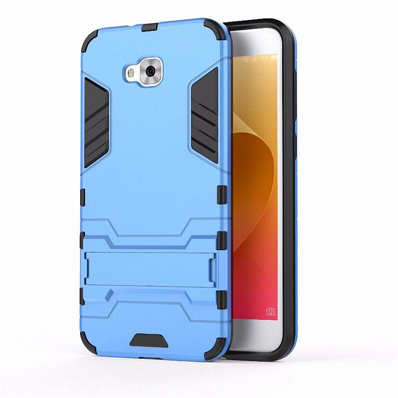 WIERSS синий для Asus Zenfone 4 Selfie ZD553KL аксессуар чехол для asus zenfone 4 selfie zd553kl zibelino pc black zpc asu zd553kl blk