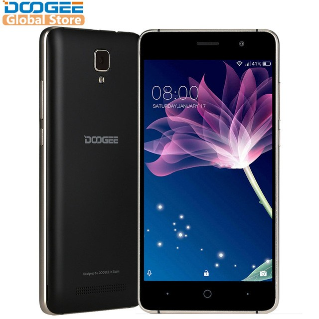 DOOGEE черный water proof quad core android 4 2 phone w 4 5 dual sim walkie talkie 4gb rom black