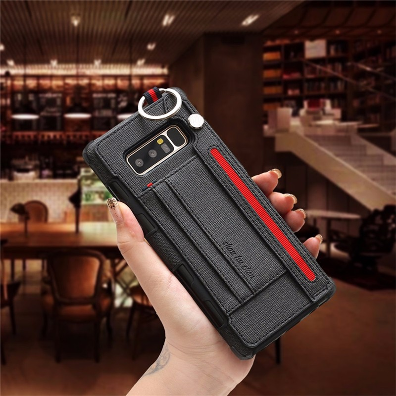 SHS черный Samsung Galaxy S8 набор samsung starter kit s8 samsung galaxy s8 черный [eb wg95ebbrgru]