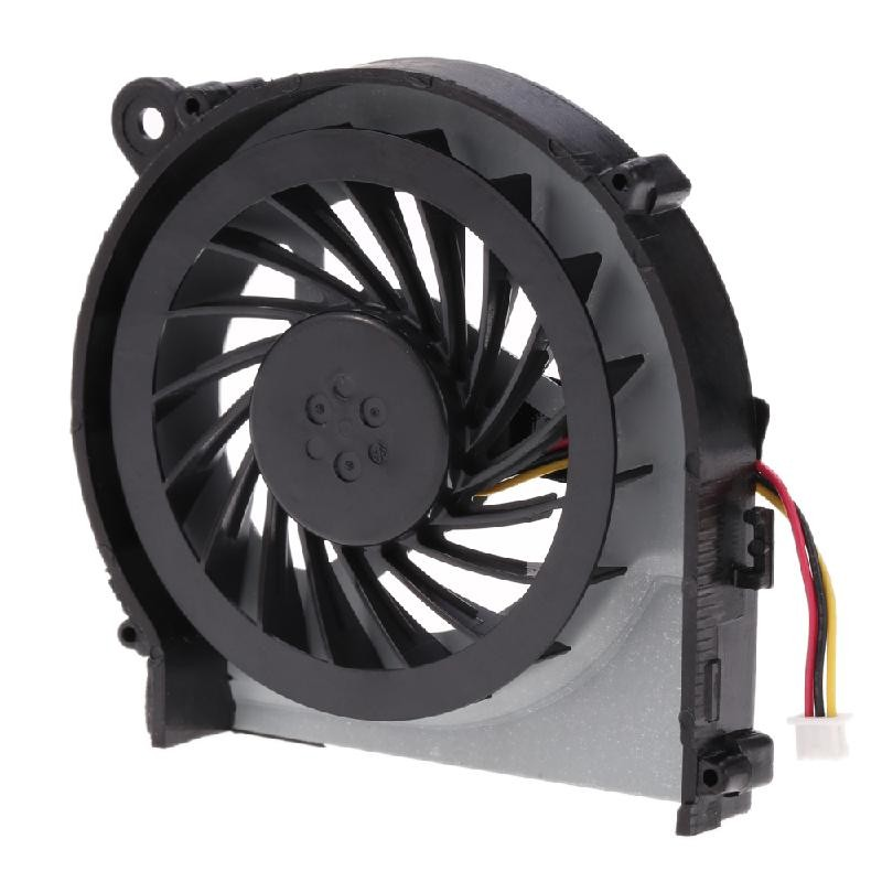 Netac Black new cooler cpu fan for hp pavilion g6 g4t g6t g7t cq56 g56 q72c hstnn q72c g4 1017tu laptop 646578 001 ksb06105ha