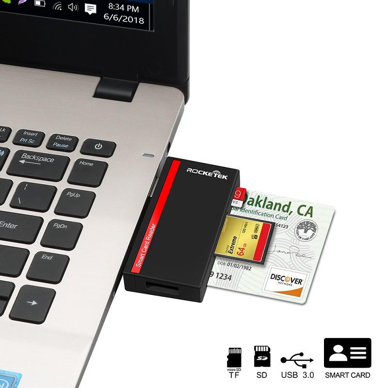 ROCKETEK access control proximity rfid card reader em id 125khz reader access control system