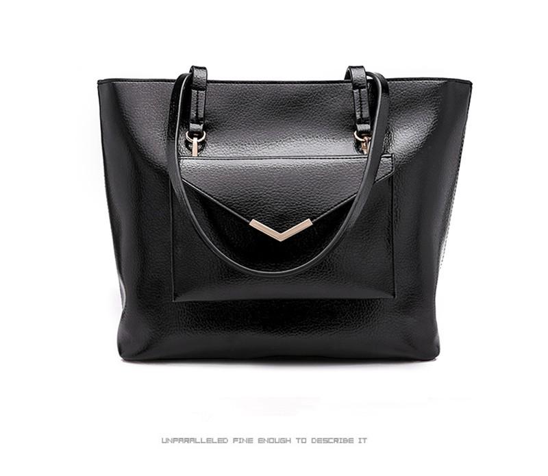 Earth tell черный горячие корейской леди женщины хобо кожа pu посланника плеча сумки totes кошелек