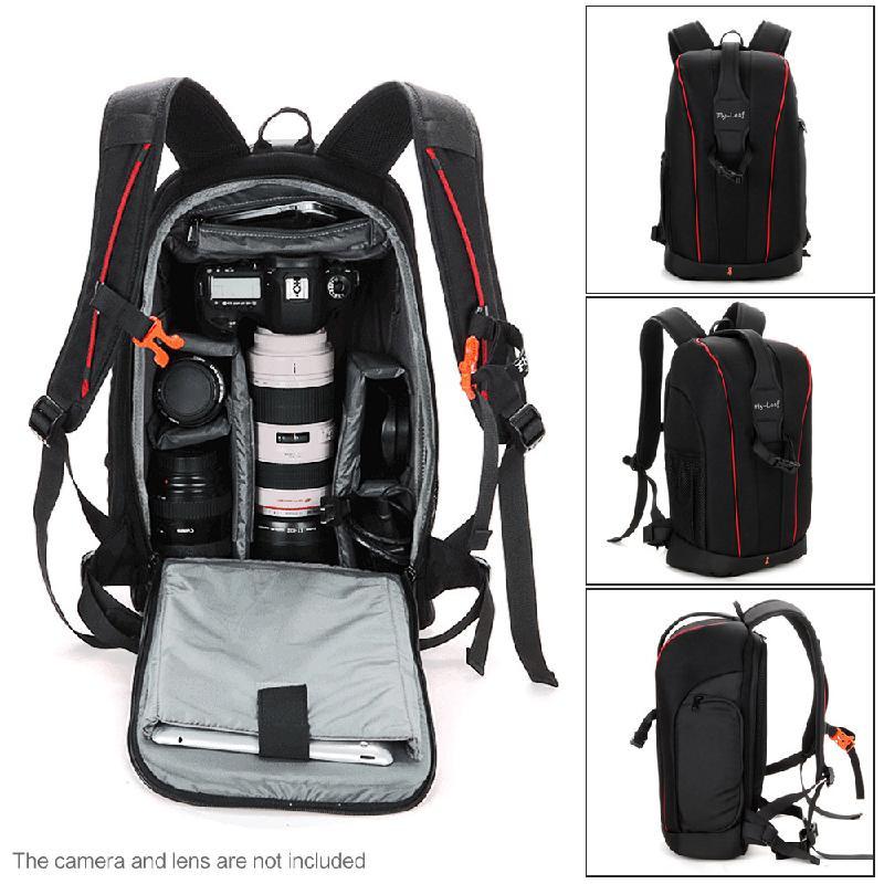 Фото - ANDOER черный сумка для видеокамеры oem slr dslr nikon canon sony camera bags