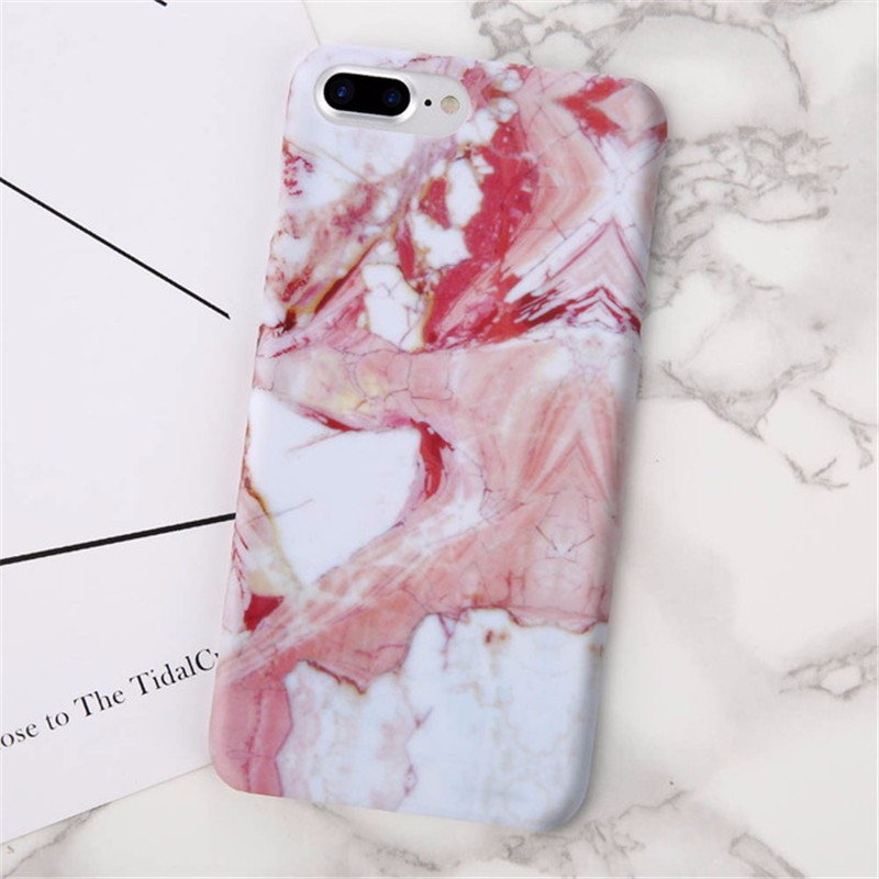 WJ Red iPhone 6 6s ultra thin pc hard back cover phone case for iphone 6 plus 6s plus