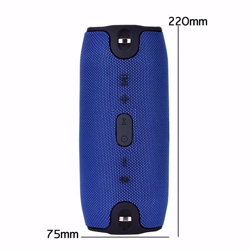 QingRX Blue с логотипом J sony ericsson saaiy sa s58 bluetooth динамик беспроводной компьютер сабвуфер звук наружная портативная карта квадратное танцевальное аудио