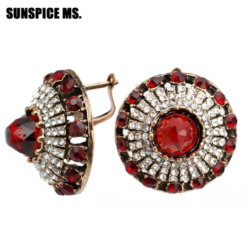 SUNSPICE MS Красный цвет