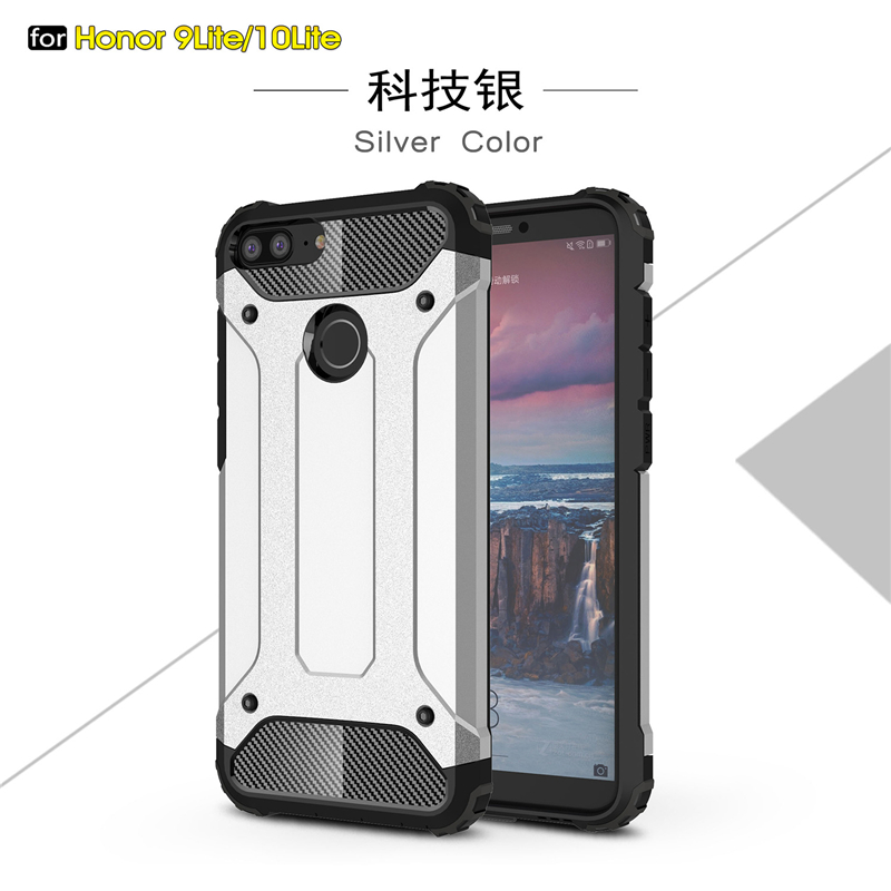goowiiz Серебряный HUAWEI Honor 10 Lite  9 Lite Huawei Honor 10 Lite