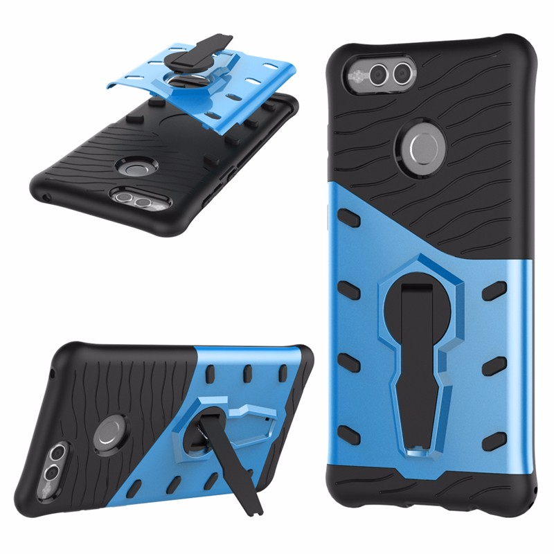goowiiz синий HUAWEI P20 Lite смартфон huawei смартфон huawei p20 pro полночный синий