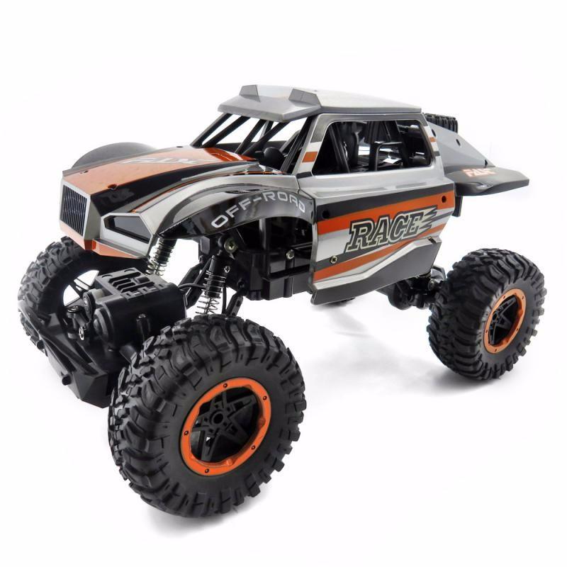 GBTIGER Black rc car hsp unlimited 1 10 off road vehicle shell 94107pro original car body 10749 no