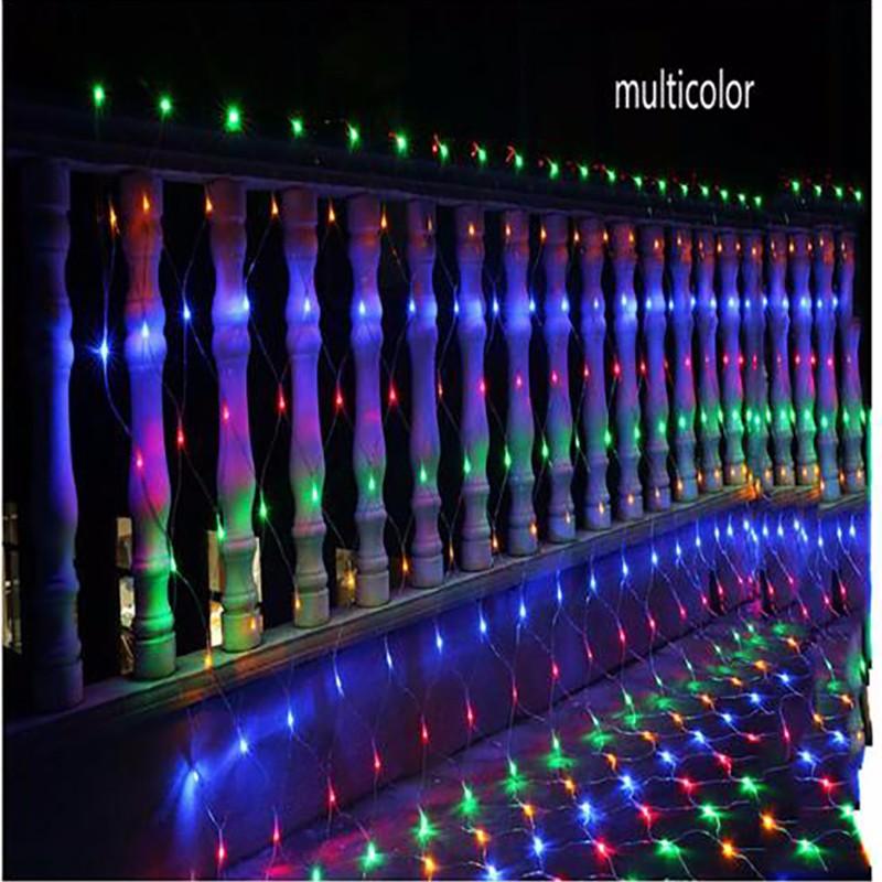 LUOMU Multi-Color 15M15M 100LED