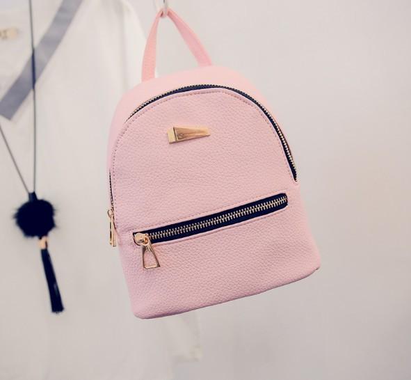 Giantex розовый рюкзак женский