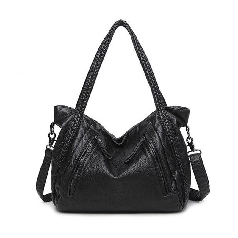 SMOOZA Черный Большой сумочки