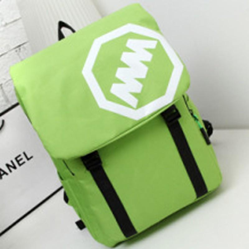 Giantex зеленый школьный рюкзак 527 mochila infantil mochilas school bags