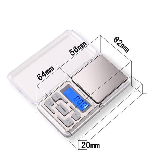 Halojaju 500г х 0 01 г цифровые весы карманные ювелирные изделия вес весы баланс точности