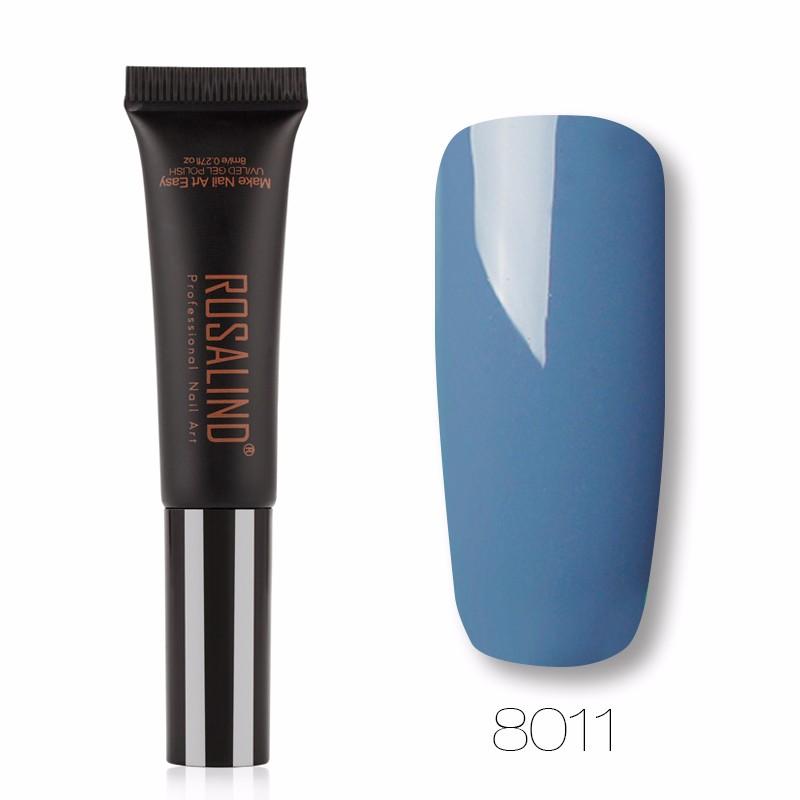 ROSALIND Black гель лак для ногтей pupa lasting color gel 019 цвет 019 sumptuous mane variant hex name c93a56