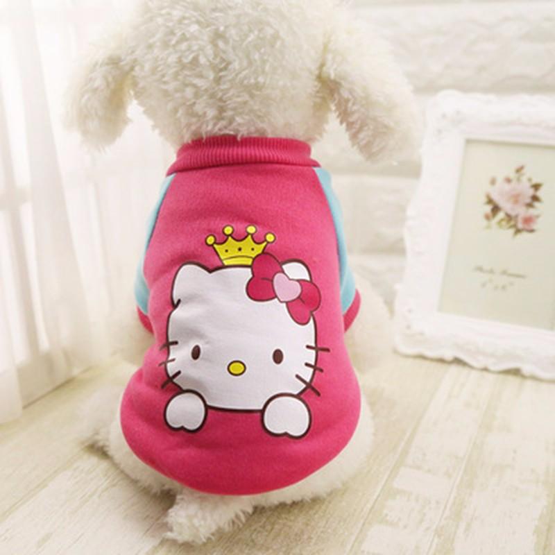 kangfeng Золотой цвет S платья для собак тедди летние камуфляжные жилеты медведи медведи бими маленькие собаки кошки домашнее животное s