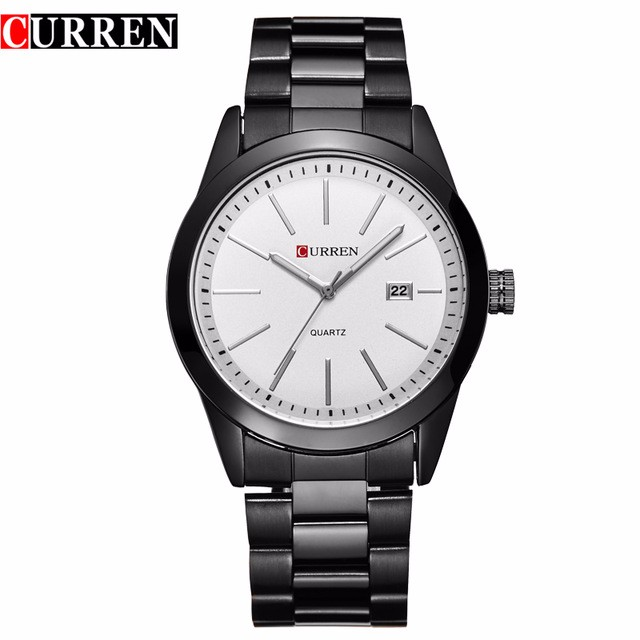 CURREN белый luxury brand ochstin watches men quartz watch men leather watch fashion casual sports wristwatch male clock relojes hombre