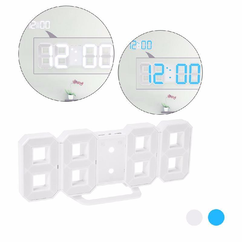 TOMSHINE Многой цвет new durable adjustable usb gadget mini flexible led light usb fan time clock desktop clock cool gadget time display high quality