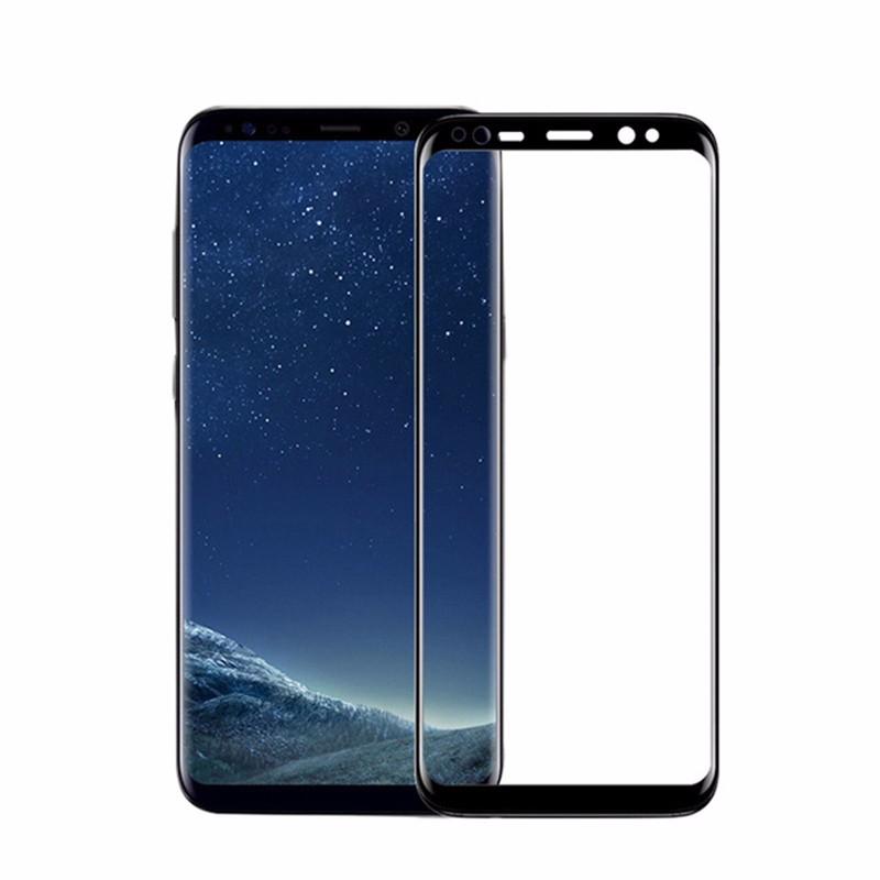 goowiiz черный Samsung Galaxy S8 Plus пленка на экран samsung et fg950ctegru для galaxy s8