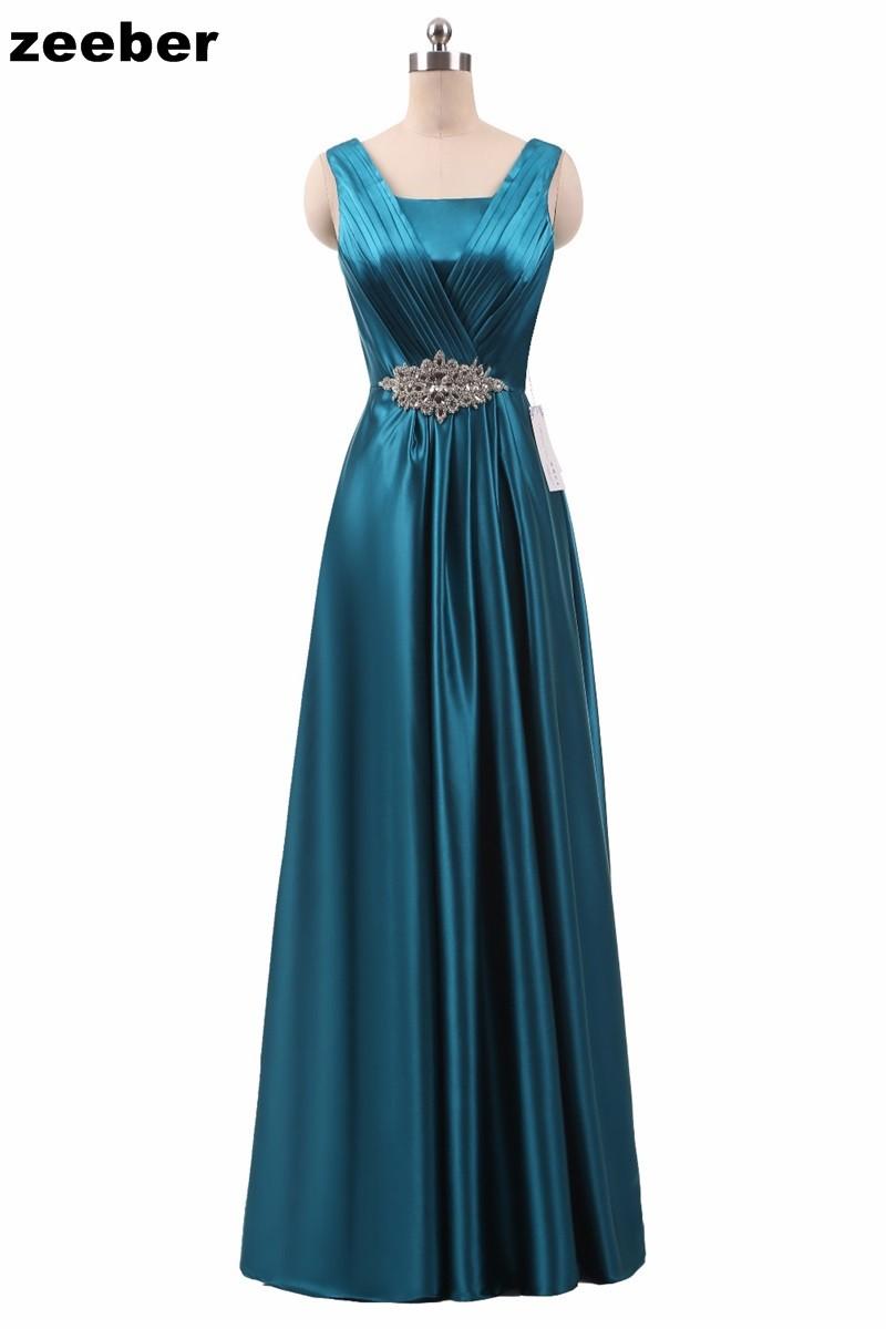 Платье выпускного вечера выпускного вечера выпускного вечера длиннее шикарное платье плюс размерное платье zeeber Как изображение США 4 Великобритания 8 ЕС 34 фото
