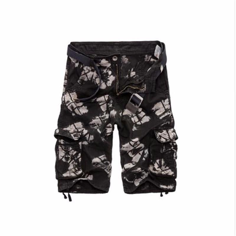 AILOOGE Черный камуфляж 36 1 6 bjd doll daily suspender shorts pants blyth azone licca momoko