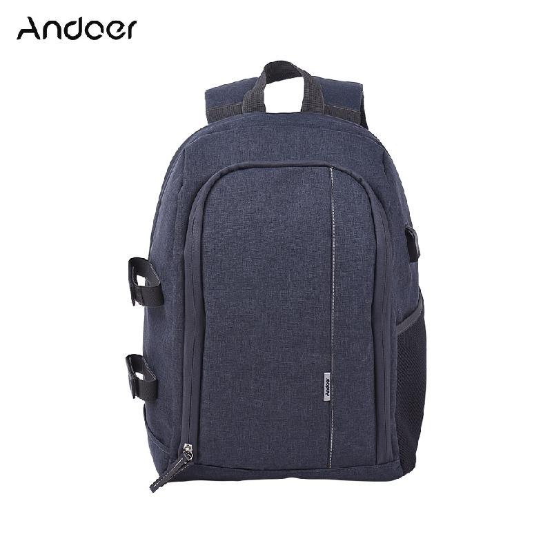 ANDOER Серый men backpack anti theft external usb charge port for laptop school bags male