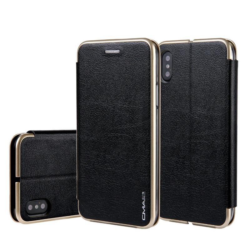 ORIGINAL ZEAL черный iPhone X mooncase чехол для iphone 6 plus 6s plus 5 5 флип pu держатель карты стенд кожаный чехол обложка feature no a05