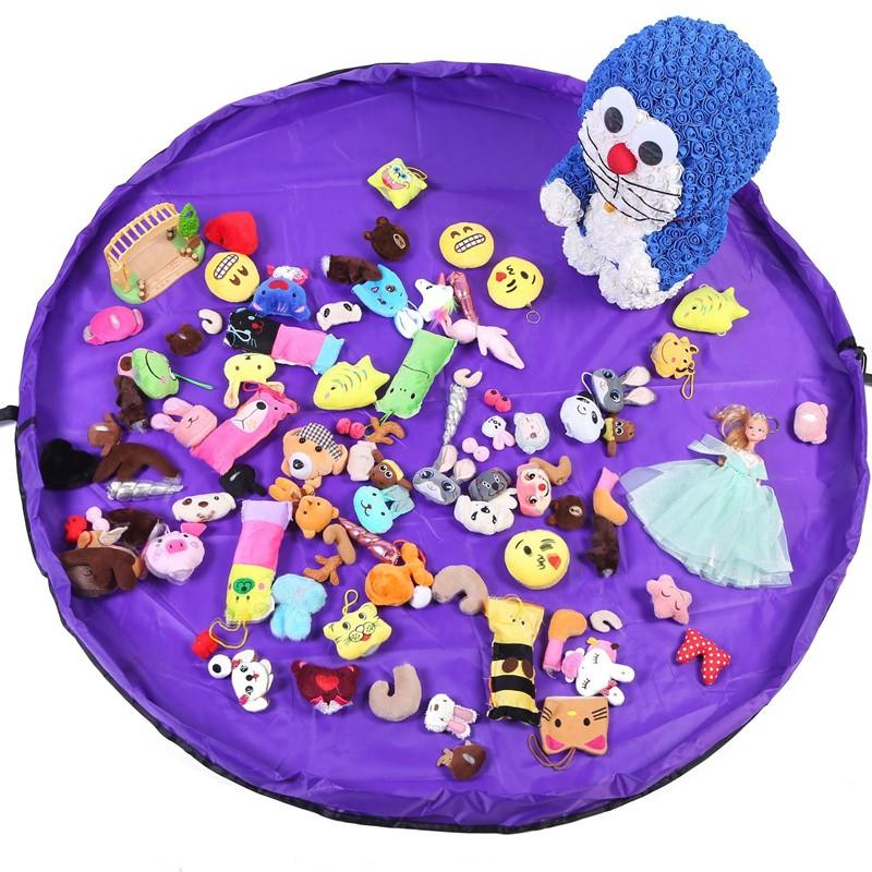 CNXD Фиолетовый Современный минимализм yixiukeji saver экономии хранения сумку вакуум печать сжатый организатор сжатия сумка среднего размера 60x80cm