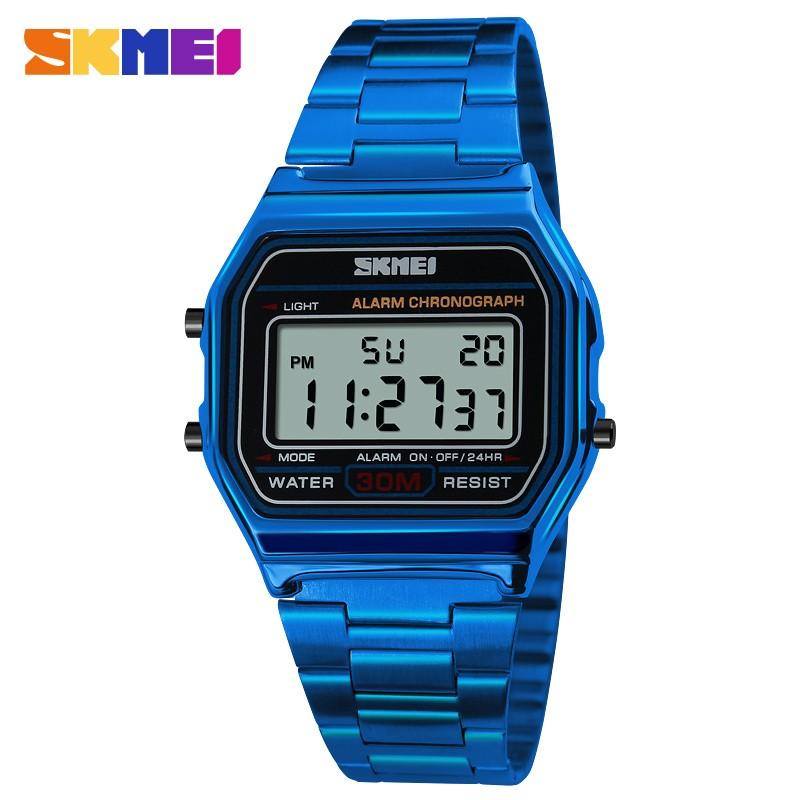 SKMEI Синий часы skmei мужские 1155