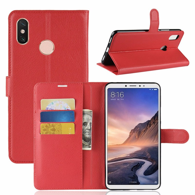 WIERSS красный для Xiaomi Mi Max 3