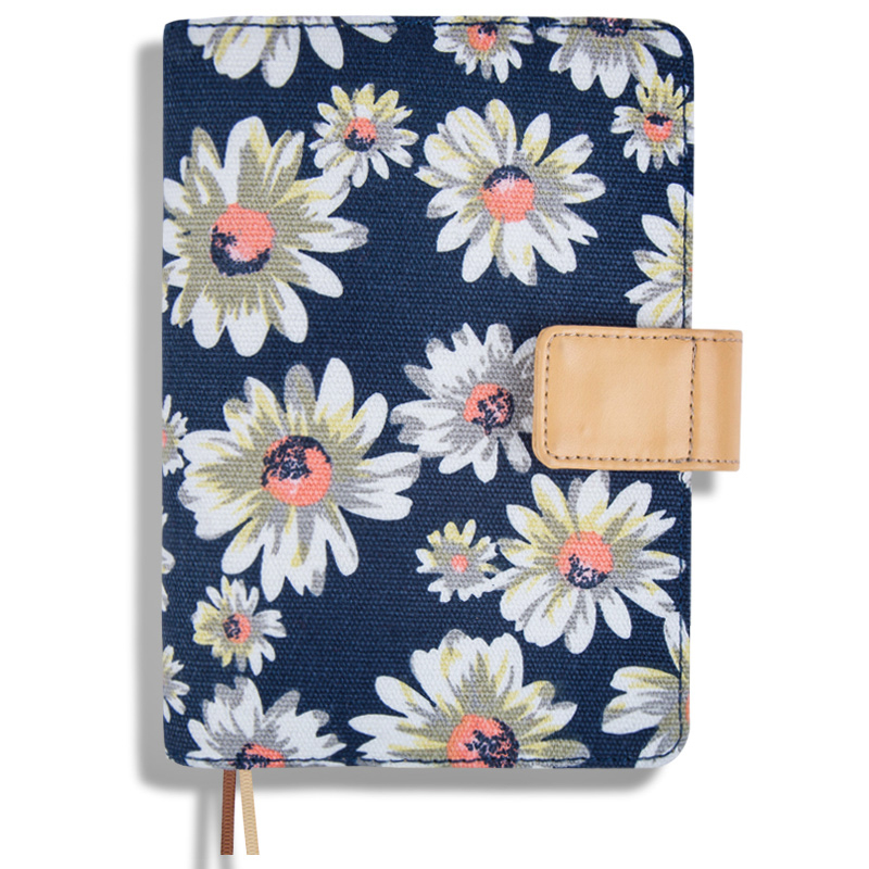 JD Коллекция Daisy -A6 обычные модели дефолт the universe mystery stars theme hobonichi fashion journal a5 a6 creative 2018 planner gift cool diary 128 sheets free shipping