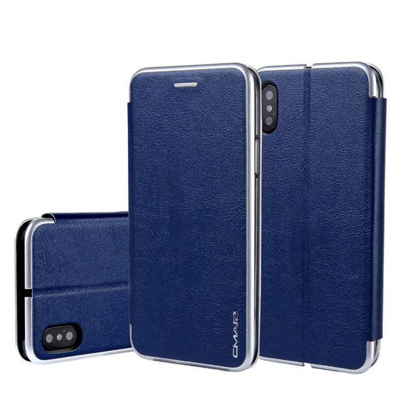 ORIGINAL ZEAL синий iPhone X mooncase чехол для iphone 6 plus 6s plus 5 5 флип pu держатель карты стенд кожаный чехол обложка feature no a05