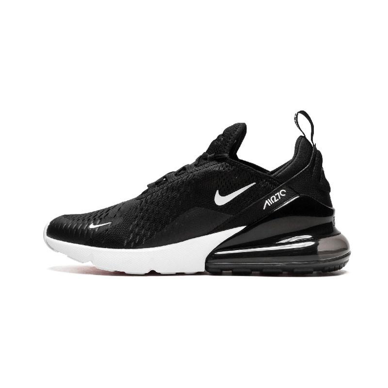 Nike Мужская обувь Спортивная обувь Открытая обувь NIKE Черно-белый 40 фото