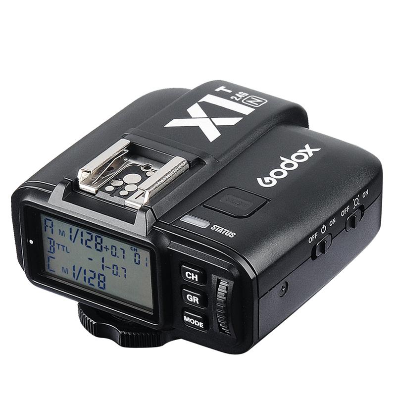 JD Коллекция X1T-N выбросов одного пункта Nikon Радиоуправляемый триггер-передатчик