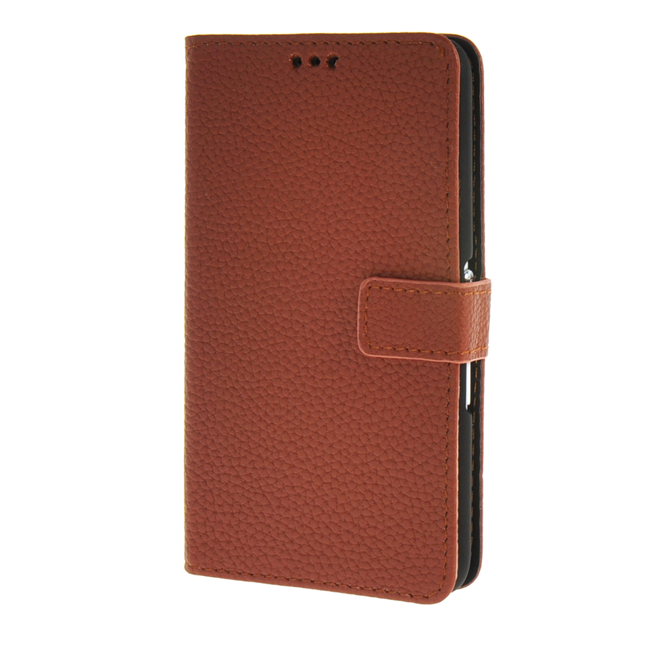 MOONCASE mooncase чехол для sony xperia m4 aqua wallet card slot with kickstand flip leather back brown